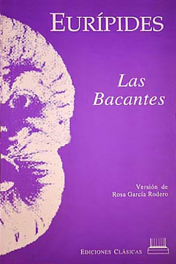 RESUMEN LAS BACANTES - Euripides